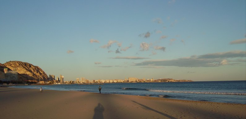 Spanish Beach Party of One – Have you been here?