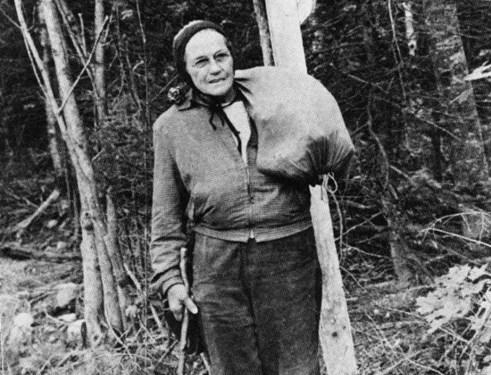 Vagabond Granny – Grandma Gatewood