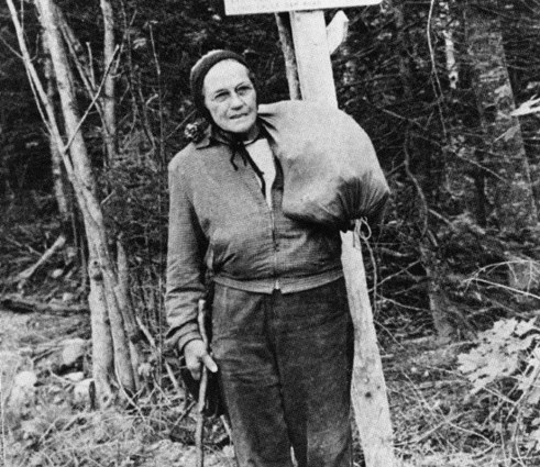 Peace Pilgrim Grandma Gatewood