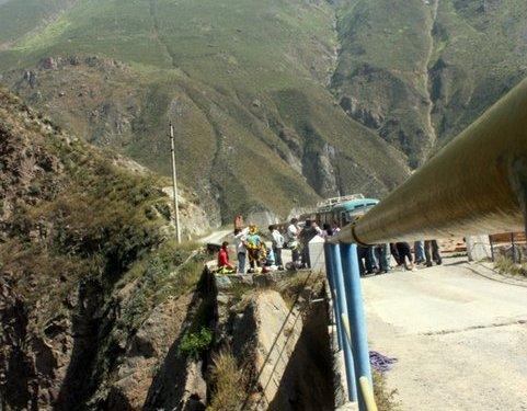 Puenting of Life – Bridge Jumping in Peru – Part 2
