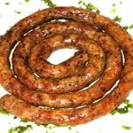 Bulgarian sausage