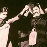 Mark Twain in Drag