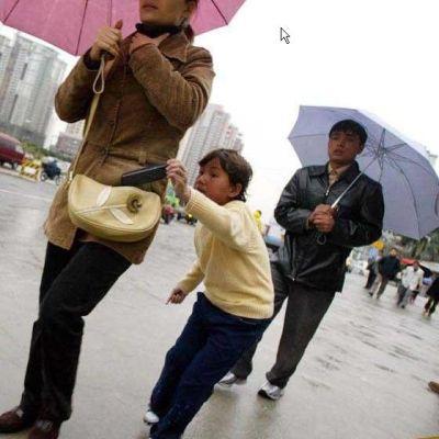 pickpocket kids