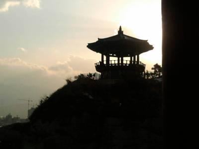 Sokcho Seaside Temple
