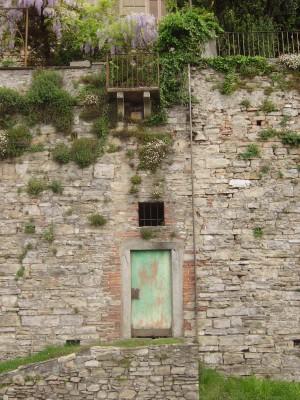 Bergamo Italy Door