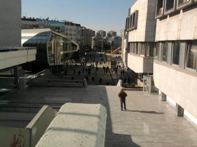 skopje Macedonia mall