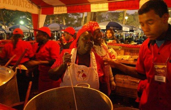 Mistura: Peru's Festival Of Food