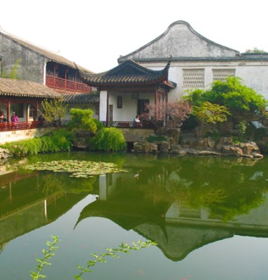 classical Chinese GArden, UNESCO