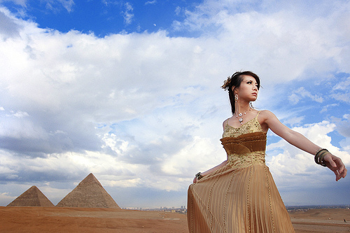 Adventures in Egypt? King Tut and Walking Like an Egyptian
