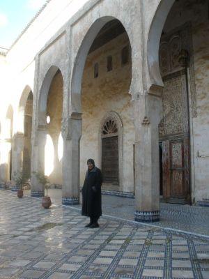 Fes, Glaoui Palace T'Hami Glaoui