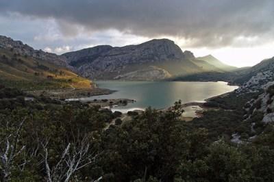 Tramuntana mountain range