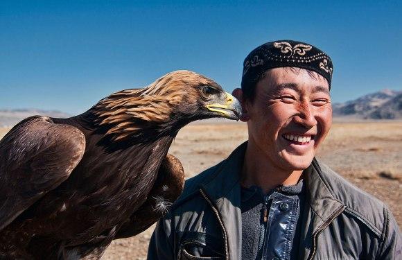 The Kazakh Eagle Hunters of Western Mongolia
