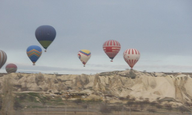Photoessay: Ballooning over Cappadocia