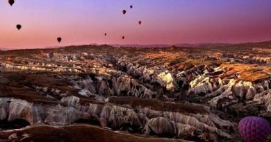 Cappadocia air baloons