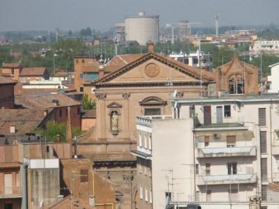 quake in Ferrara