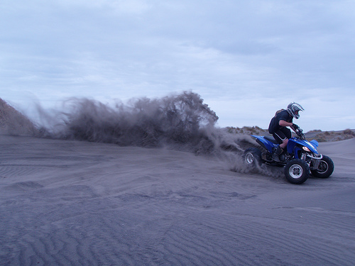 7 Reasons Why the Oregon Dunes Totally Kick Butt for ATV's