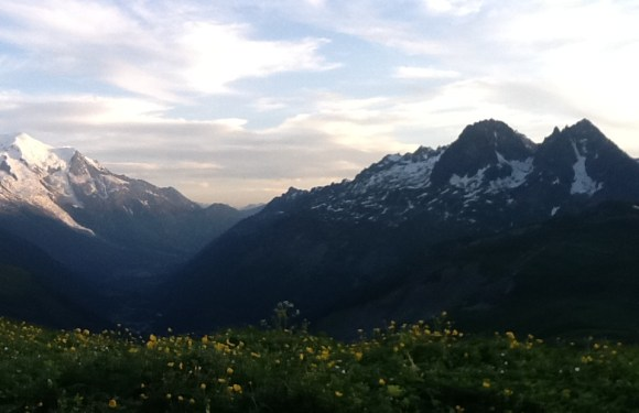 Yodeling Vagabond in the Alps – Tour of Mont Blanc