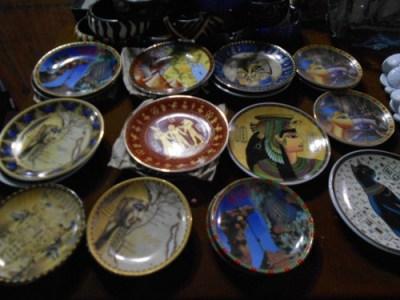 Egyptian Plates
