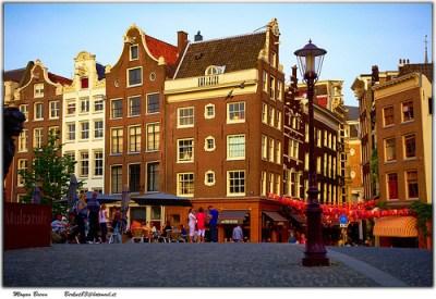 Amsterdam Photo by Moyan Brinn