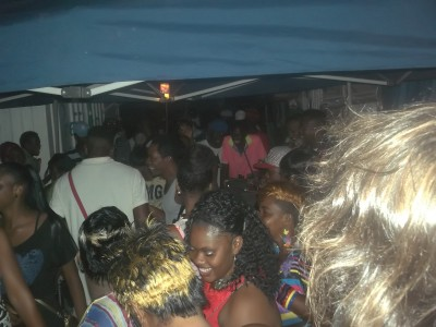 Trenchtown, Kingston, Jamaica party