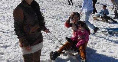 Moroccan Snowbunnies