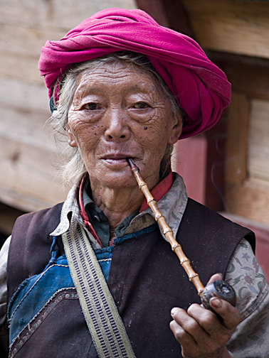 Dave Stamboulis captures the mountains and people of Yunnan, China in this week's Through the Photographer's Lens
