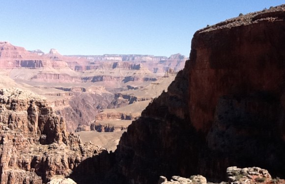 Yodeling Vagabond into the Abyss of the Grand Canyon
