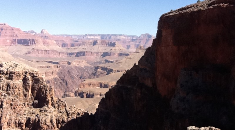 Abyss of the Grand Canyon