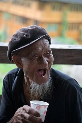Chinese Yao Elder