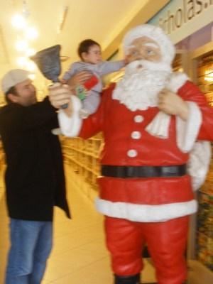 origin of Santa Claus
