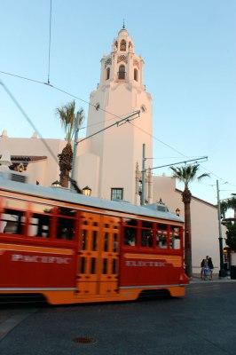 Disneyland Buean Vista Street