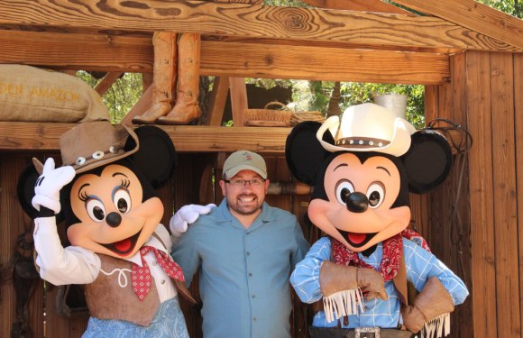 Syncopated Family Travel: Yes, I'm a Mouseketeer at Disneyland!
