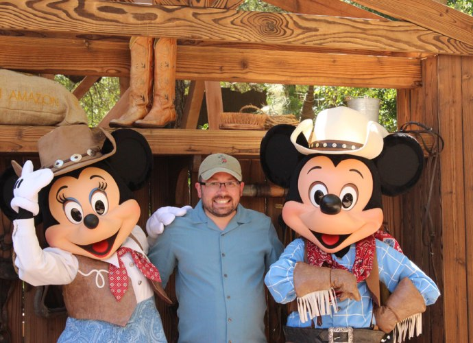 Dirty Disney Mousketeer