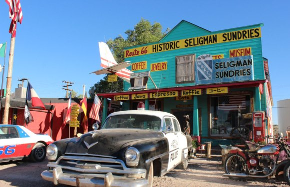 Syncopated Family Travel: The Return Home on Route 66