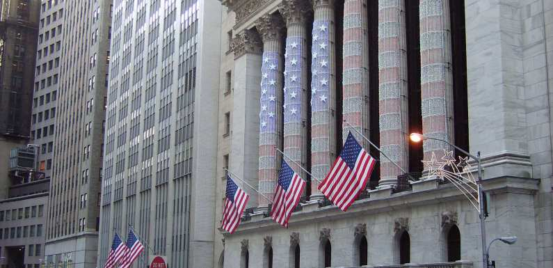 Wall Street -The Heart of the US Economy
