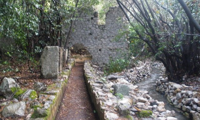 The Ruins of Olympos
