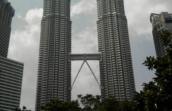 Petronas Towers in Kuala Lumpur, Malaysia – Not the Tallest Building in the World