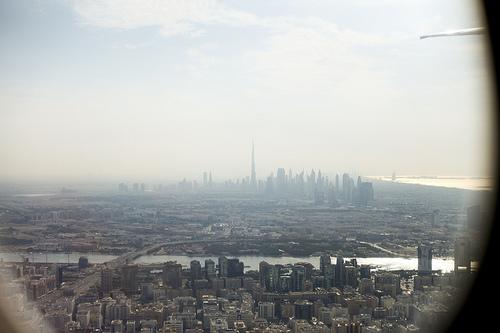 World's Tallest Building in Dubai