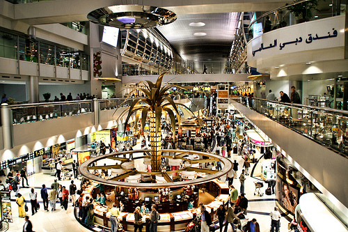 The World's Largest Building – Exploring Dubai International Airport on a Short Layover