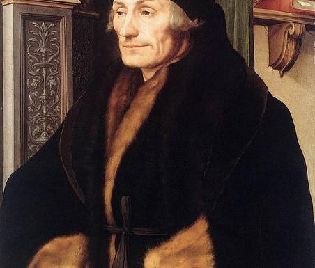 Desiderius Erasmus – Extraordinary Scholar and Vagabond