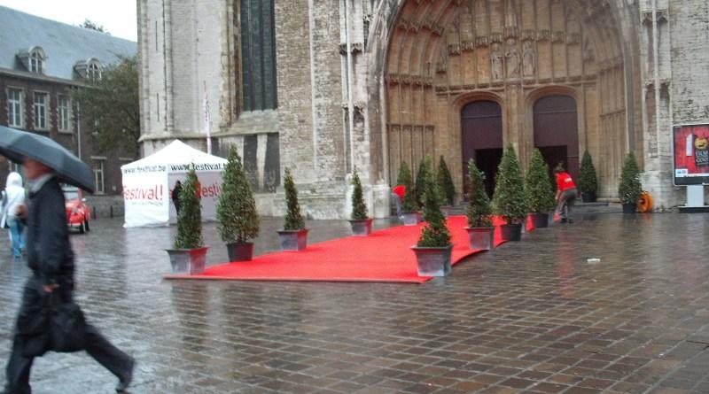 Belgian rain