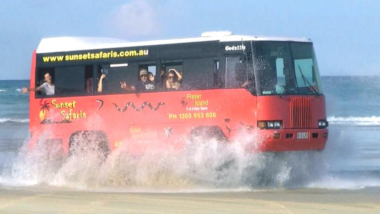 Australia 4x4 tour