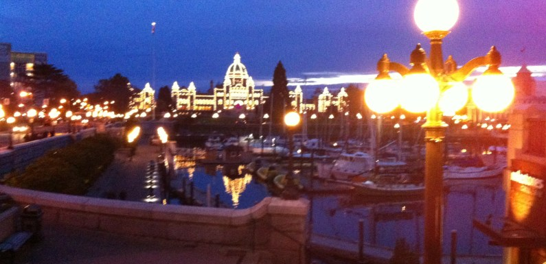 From Port Angeles to Victoria, British Columbia