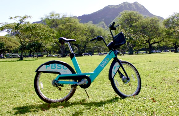Honolulu Biki Bikes – A fun and reasonable bikeshare program for Hawai'i