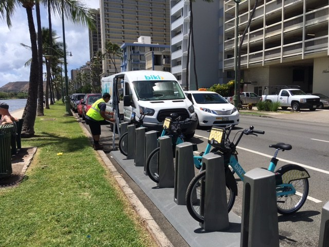 Bikeshare Hawaii
