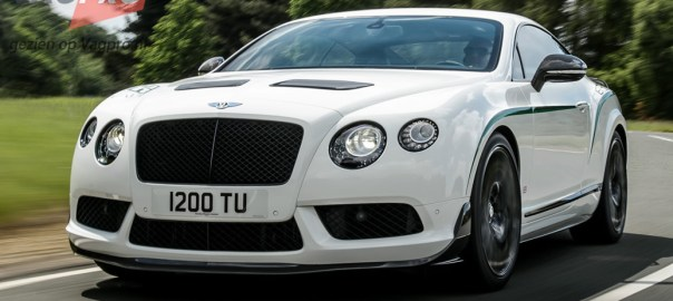 Bentley Continental GTR-3