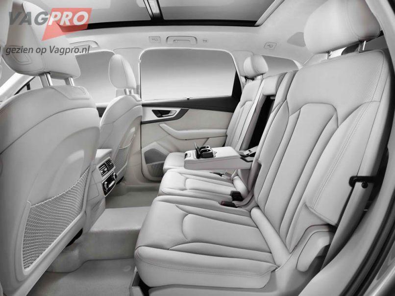 Audi Q7 bekleding
