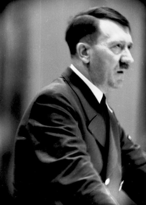 Adolf Hitler from the Bundesarchiv