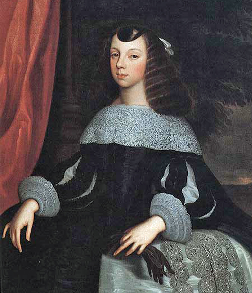 Catherine of Braganza After Dirk Stoop (circa 1618–1686) [Public domain], via Wikimedia Commons