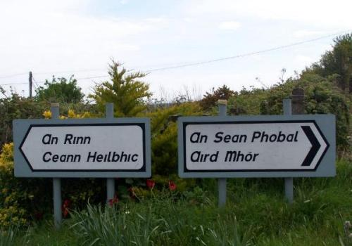 An Rinn - the Waterford Gaeltacht